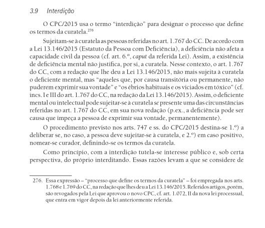 Direito Processual Civil Moderno